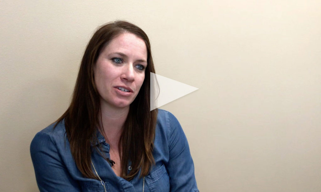 Video thumbnail of Lyndsay Clements of Ellen Grace Marketing giving a testimonial for Hammersmith Support