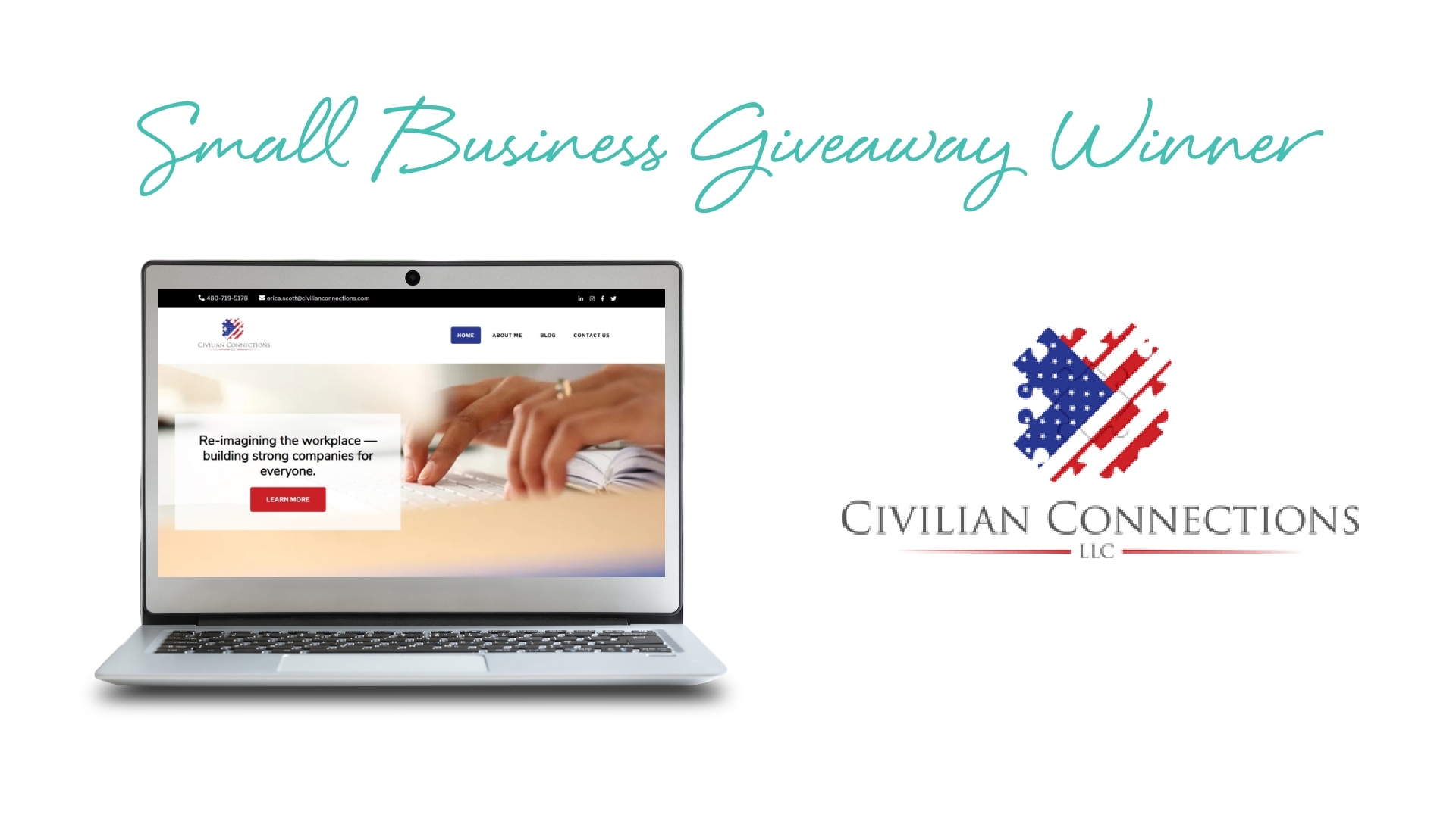 Civilian Connections Giveaway Winner Hammersmith Support