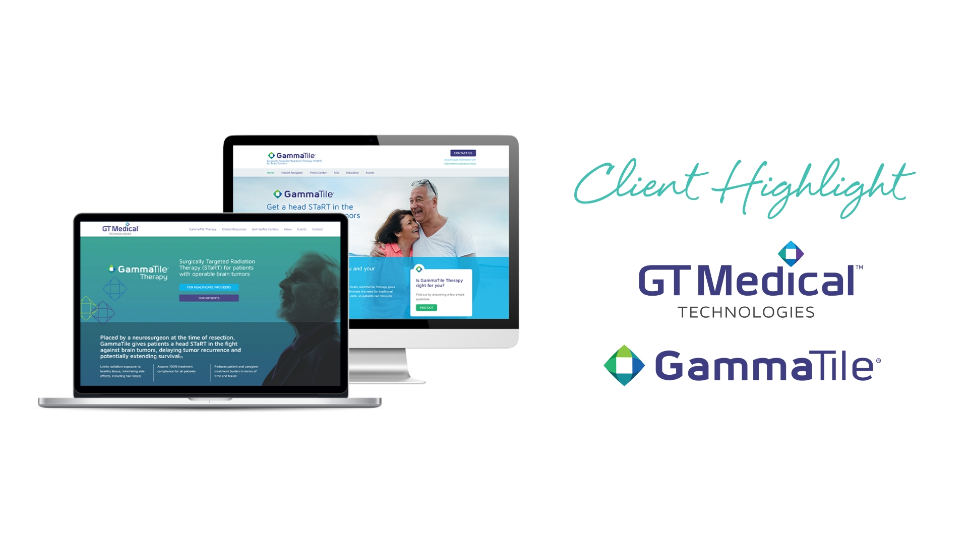 GammaTile GT Medical Technologies Hammersmith Support